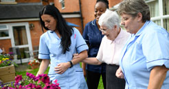 Oneream Healthcare Services Gloucester, Hereford, Bristol, Swindon and Isle of Wight Residential Care Homes