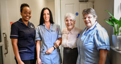 Oneream Healthcare Services Gloucester, Hereford, Bristol, Swindon and Isle of Wight Nursing Homes